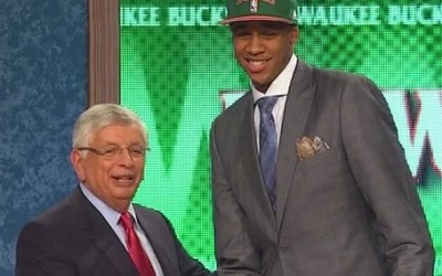 2012 NBA DRAFT DAY FASHION RECAP