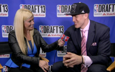 Mason Plumlee Thanks CJ Custom Clothiers